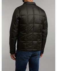 Paul Smith | Green Quilted Jacket for Men | Lyst