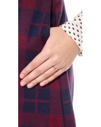 Marc By Marc Jacobs - Pink Tiny Ring - Lyst