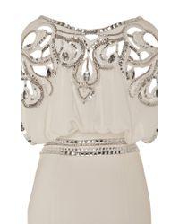 Temperley London - White Jean Dress - Lyst
