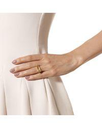Monica Vinader | Metallic Riva Stick Ring | Lyst