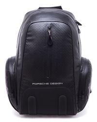 Porsche Design - Black Techno Sports Backpack for Men - Lyst