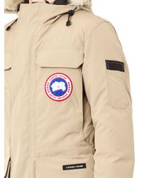 Canada Goose - Brown Burnett Jacket in Tan for Men - Lyst