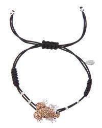 Pippo Perez | Metallic Frog Bracelet | Lyst