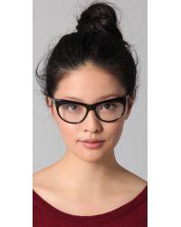 Elizabeth and James - Black Varick Glasses - Lyst