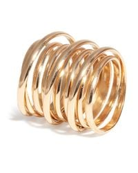 H&M | Metallic Spiral Ring | Lyst