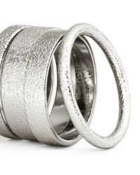 H&M | Metallic Rings | Lyst