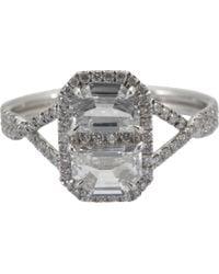 Monique Péan - Metallic Special Cut Diamond Ring - Lyst