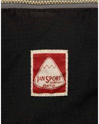 Jansport - Black Heritage Backpack for Men - Lyst