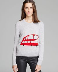 Burberry Brit | Gray Double-decker Bus Sweater | Lyst