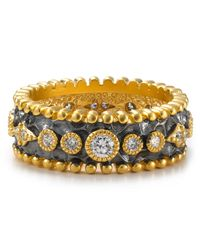 Freida Rothman | Metallic Celestial Ring | Lyst