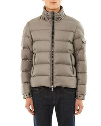 Moncler - Gray Hymalay Down Coat - Lyst