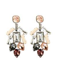 Coast | Multicolor Hudson Earrings | Lyst