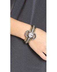Auden - Metallic Coralia Cuff Bracelet - Lyst