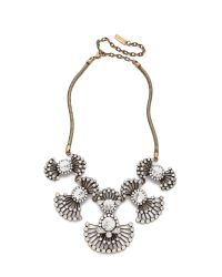 Auden | Metallic Coralia Necklace | Lyst