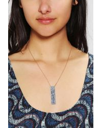 Urban Outfitters - Metallic Jeweliany Constellation Necklace - Lyst