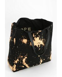 Urban Outfitters - Black Cope Acid Rain Tote Bag - Lyst