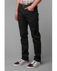 b0830492 Urban Outfitters Levis 513 Champion Jean in Black for Men - Lyst