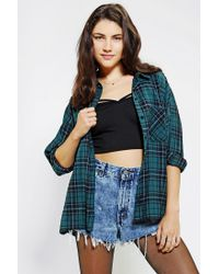 Urban Outfitters - Black Out From Under Ladder Edge Bra Top - Lyst