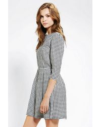 Urban Outfitters - Black Piplette By Alice Ritter Stars Skater Dress - Lyst