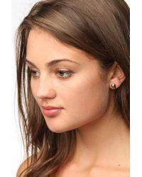 Urban Outfitters - Metallic Bing Bang Monroe Duet Stud Earrings - Lyst