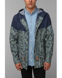 Urban Outfitters | Green Cpo Sorenson Jacket for Men | Lyst