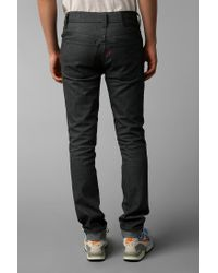 Urban Outfitters | Gray 511 Rigid Grey Jean for Men | Lyst