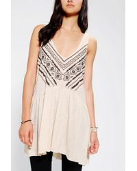 Urban Outfitters | Natural Ecote Tino Tank Top | Lyst
