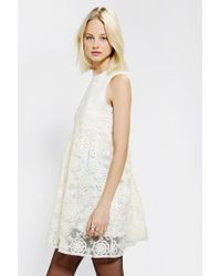 Urban Outfitters - Little White Lies Amber Lace Dress - Lyst