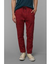 Urban Outfitters - Red Ambsn Rally Chino Pant - Lyst