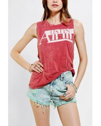 Urban Outfitters | Red Project Social T Austin Muscle Tee | Lyst