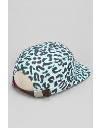 Urban Outfitters - Blue Mishka Rio 5panel Hat for Men - Lyst
