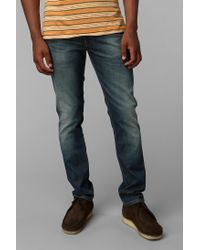 Urban Outfitters | Blue Levis 511 Cash Skinny Jean for Men | Lyst