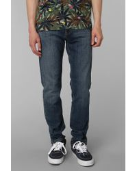 Urban Outfitters | Dusky Blues Skinny Jean for Men | Lyst