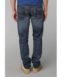 Urban Outfitters | Blue Levis 513 Quincy Slim Jeans for Men | Lyst