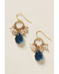 Anthropologie | Metallic Novale Sparkler Drops | Lyst