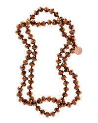 Ted Baker | Multicolor Miaa Bead Necklace | Lyst