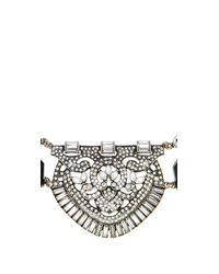 Whistles - Metallic Lulu Frost Statement Necklace - Lyst