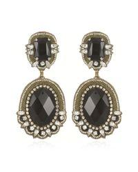 Ranjana Khan | Black Runway Earrings | Lyst
