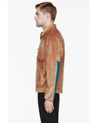 Opening Ceremony | Natural Tan Removable Sleeve Rock Climbing Jacket for Men | Lyst