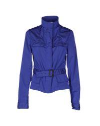 Aspesi - Blue Jacket - Lyst