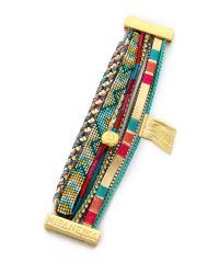 Hipanema - Multicolor Bysance Bracelet - Lyst