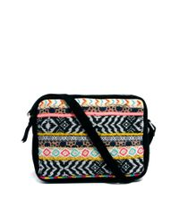 ASOS | Multicolor Asos Aztec Weave Cross Body Bag | Lyst