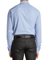 B.D. Baggies | Blue New School Shirt for Men | Lyst