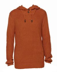 Billabong | Orange New Fish Sweatshirt for Men | Lyst