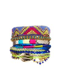 Hipanema | Multicolor Klein Bracelet | Lyst