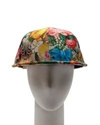 Basso & Brooke - Multicolor New Flora Cap for Men - Lyst