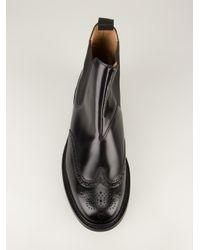 Church's - Black Mcentyre Boot for Men - Lyst