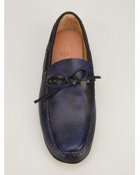 Car Shoe | Blue Classic Loafer for Men | Lyst