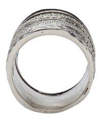 Pamela Love | Metallic Double Cage Ring | Lyst