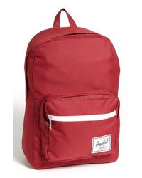 Herschel Supply Co. | Red Pop Quiz Backpack for Men | Lyst